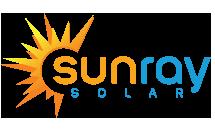 Sun Ray Solar   Solar water heating and pool heating